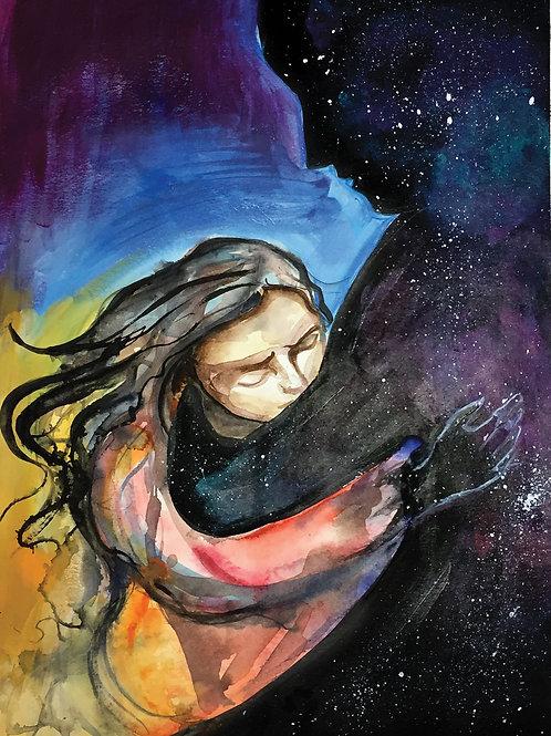 Spirit Heals Original Artwork