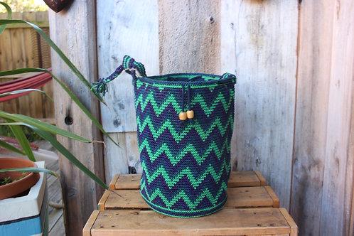 Bohemian Bucket Bag