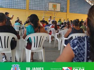 Instituto Servir Amazônia esteve em Salinópolis
