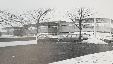 Sligo Regional Technical College (RTC) 1970
