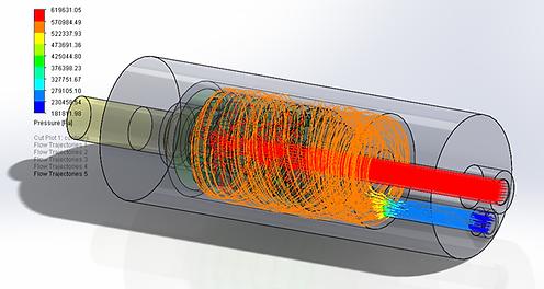 Computational Fluid Dynamics (CFD) Analysis