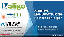 Douglas Marques - Additive Manufacturing