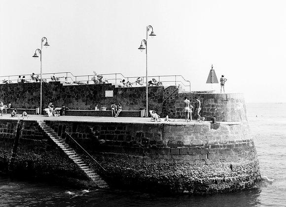Mundaka Wall