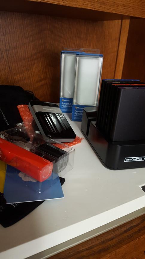 RizTech Portable Batteries