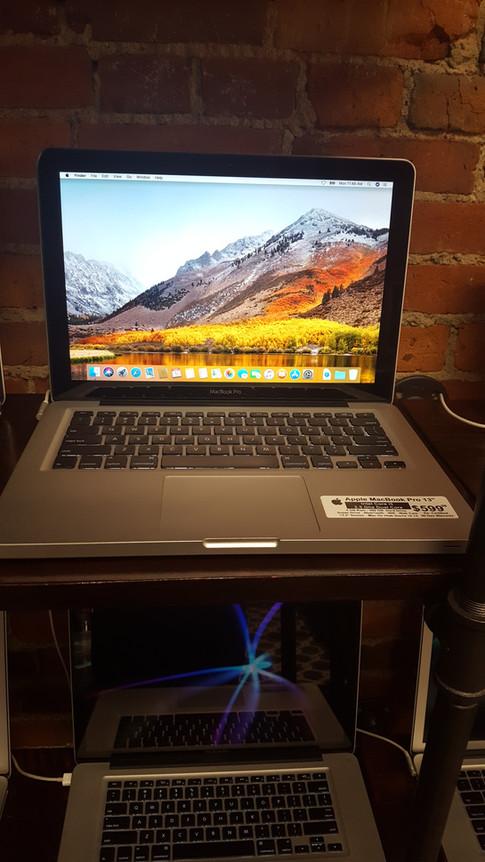 Apple MacBook Pro at RizTech