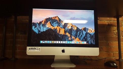 iMac at RizTech