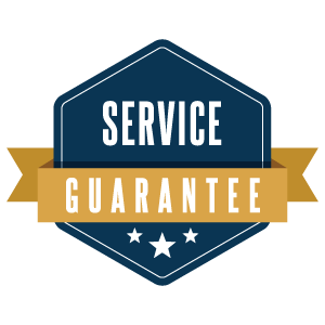 RizTech offers a Service Guarantee on all their parts and labor!