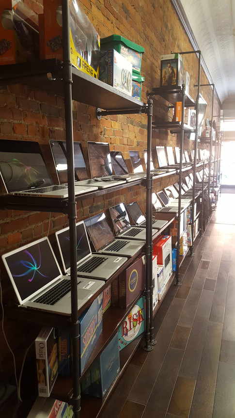 RizTech is a cool store right on the square!