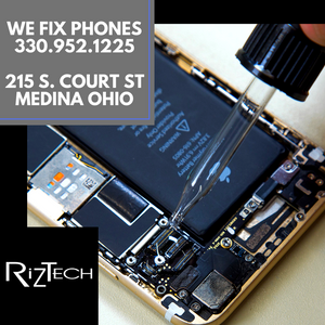 RizTech has the exceptional service you want and the savings you need for all phone repairs