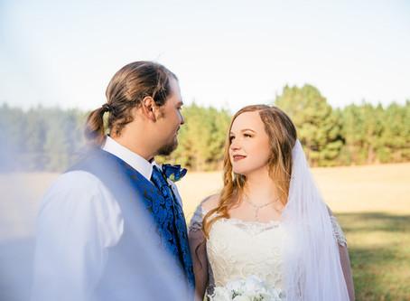 Storm & Anna | Wedding | The Barns at Long Branch