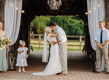Kalioka Stables Wedding   Saraland, AL   Lauren & Jacob