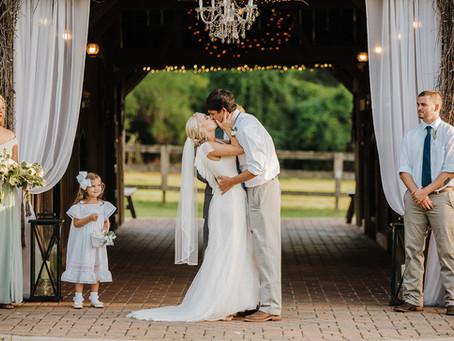 Kalioka Stables Wedding | Saraland, AL | Lauren & Jacob