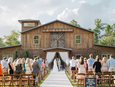 Izenstone Wedding | Spanish Fort, AL | Tiffani & Patrick