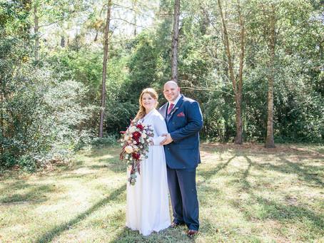 Brittney & Warren | Wedding | Lafitte Baptist Church