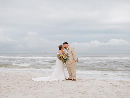 Gulf State Park Wedding | Gulf Shores, AL | Skylar & Brandon