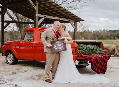 Triple T Farms Wedding   Fruitdale, AL   Lindsey & Travis