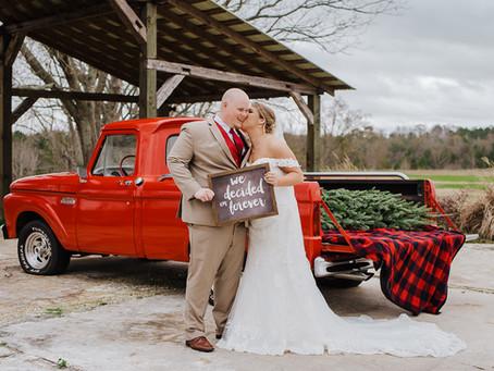 Triple T Farms Wedding | Fruitdale, AL | Lindsey & Travis