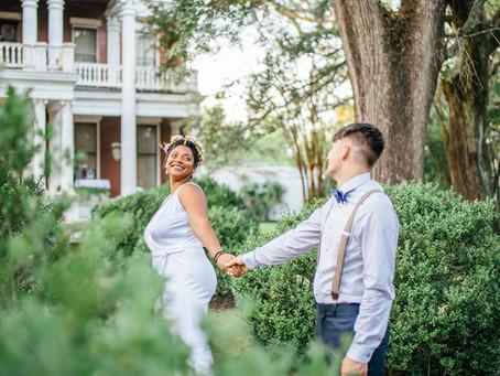 Dominique & Sunny | Wedding | Blacksher Hall