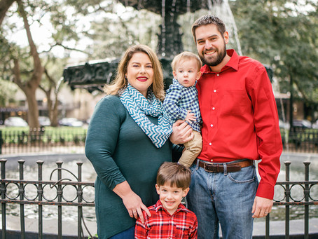 The McNatt Family | Portraits | Bienville Square