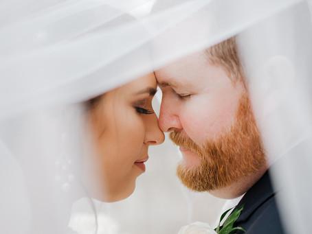 Citronelle Community Center Wedding | Citronelle, AL | Sophia & Bobby