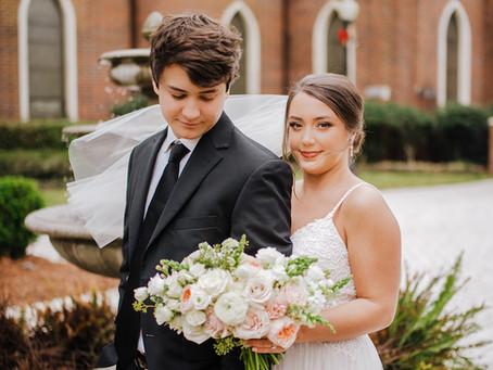 Christ The King Catholic Church Wedding | Daphne, AL | Natalie & Neil