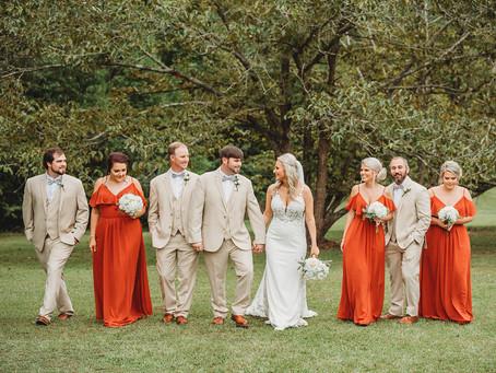 The Venue at Roseoak Wedding | Jessica & Dillon | Petal, MS