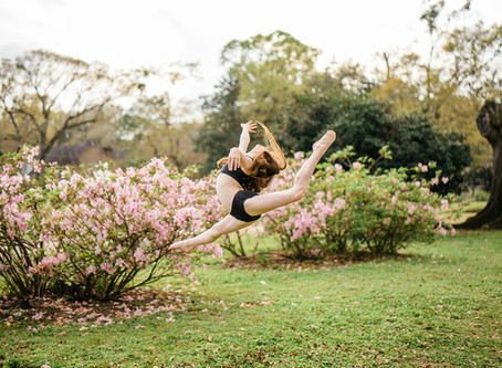 Aubree Cate | Dance Portraits | Spring Hill College