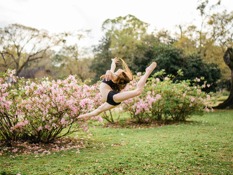 Aubree Cate   Dance Portraits   Spring Hill College
