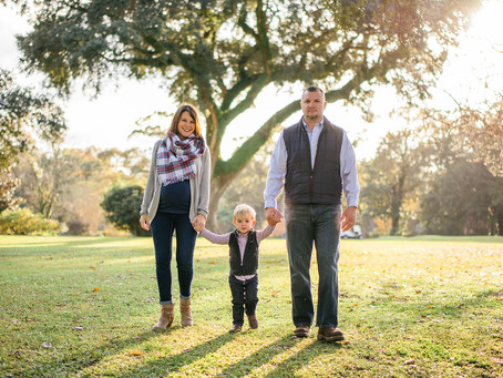 The Rhodes Family   Portraits   Spring Hill College