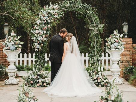Gulf Shores Wedding Chapel Wedding | Gulf Shores, AL | Savanna & Jordan