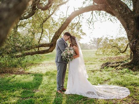 The Venue at Roseoak Wedding | Petal, MS | Kiersten & Mackenzie