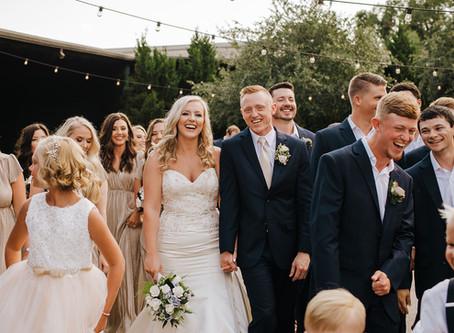 The Locale Wedding   Mobile, AL   Brelee & Tanner