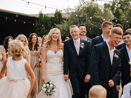 The Locale Wedding | Mobile, AL | Brelee & Tanner