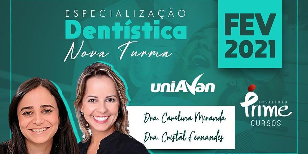 Especialização em Dentística  (1)
