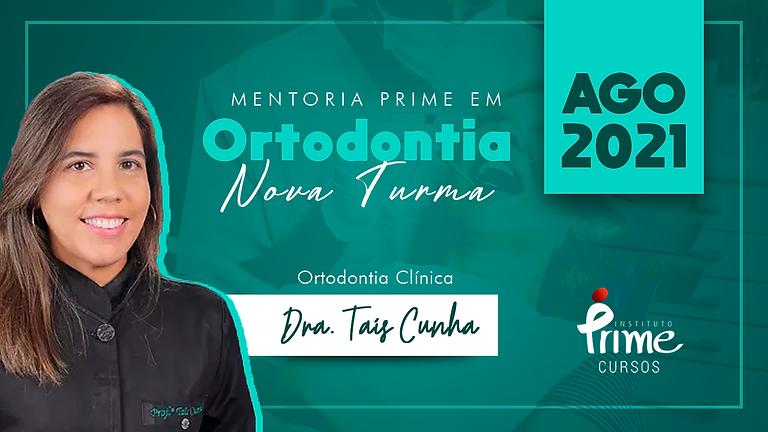 Mentoria Prime em Ortodontia