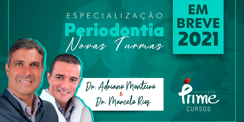 Especialização em Periodontia