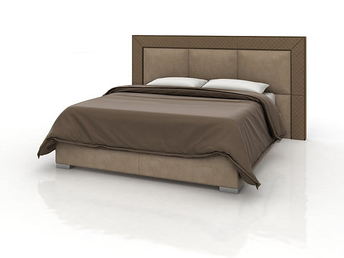Pigra King Bed