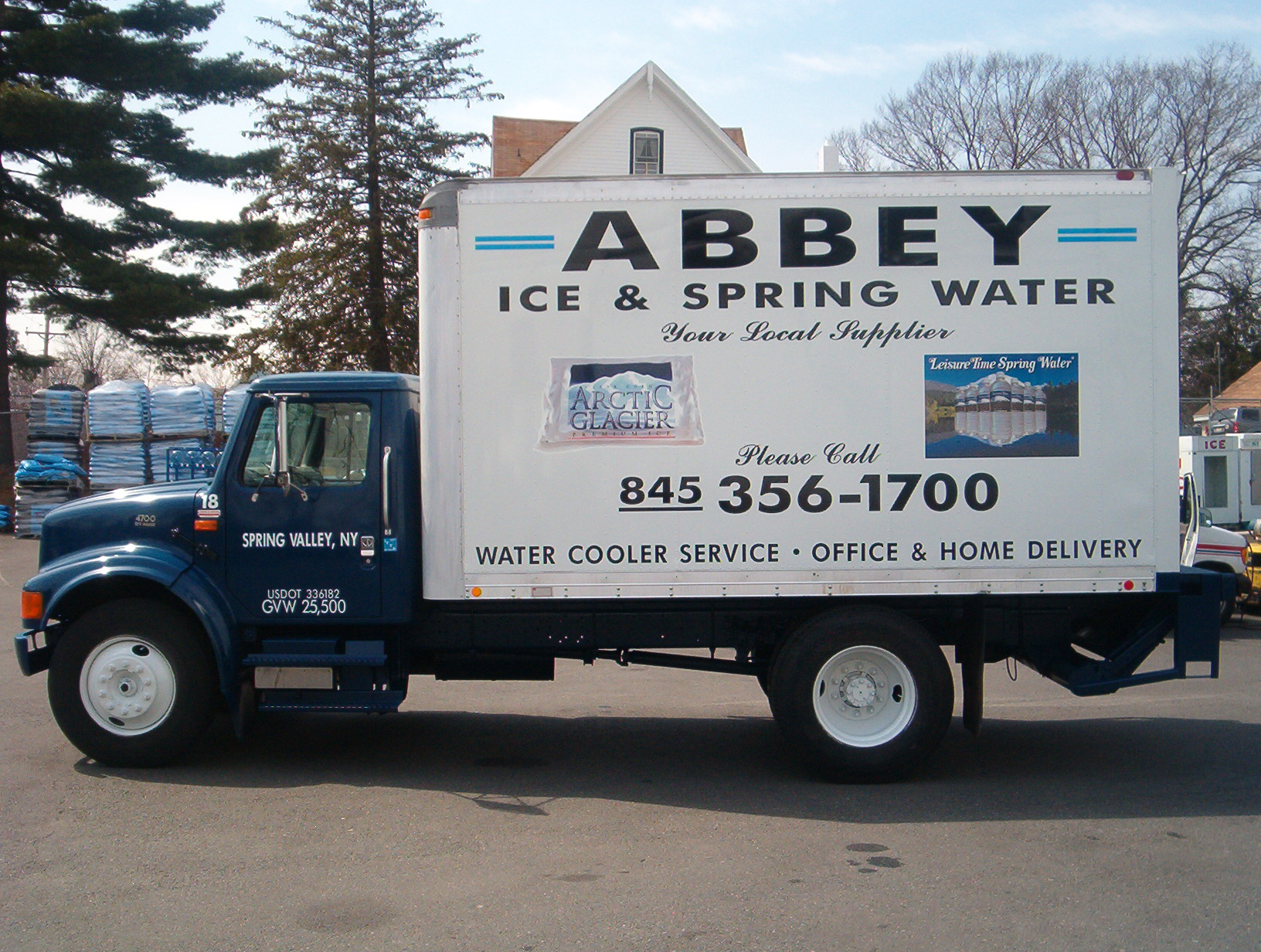 Abbey Ice & Spring Water