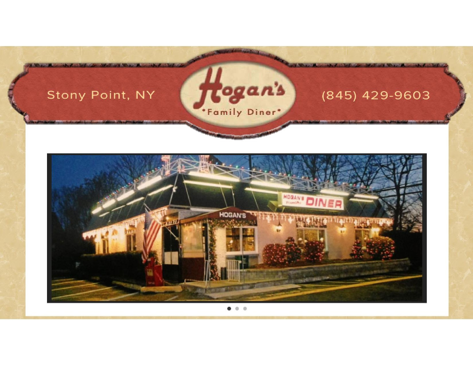 Hogan's Family Diner