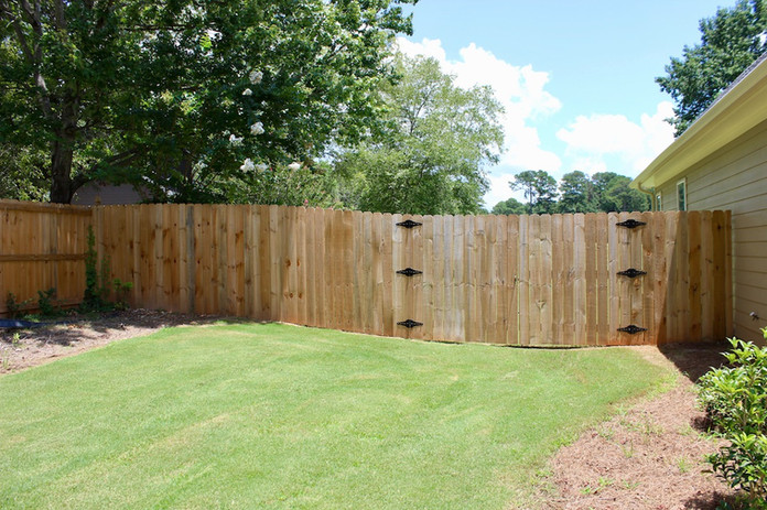 Wood Privacy