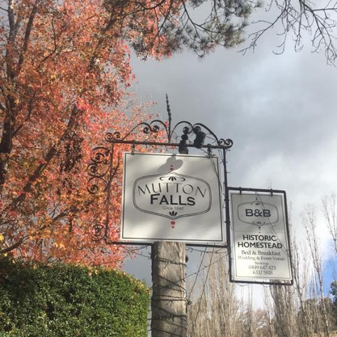 Mutton Falls Guesthouse