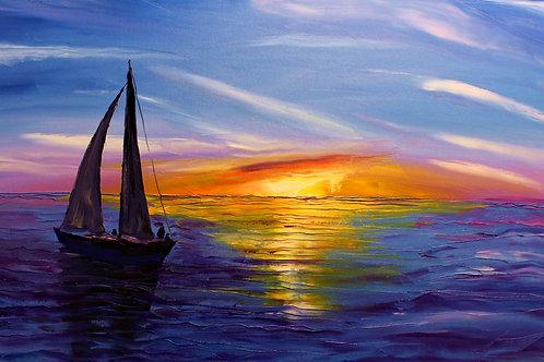 Blue Sky Sails #10
