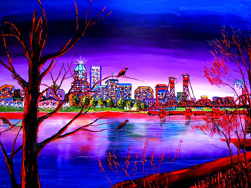 Portland City Lights #94e