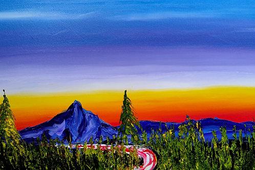 Road to Mount Hood #11
