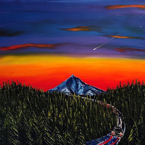 Etoile Filante Sure Mount Hood