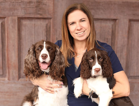 Photograph of Dawn Ittel, rehabilitation assistant, of Veterinary Rehabilitation and Sports Medicine.