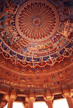 Shekhavati frescoes Final
