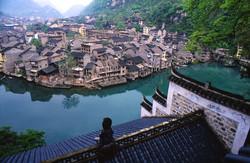 Zhenyuan temple & river Final