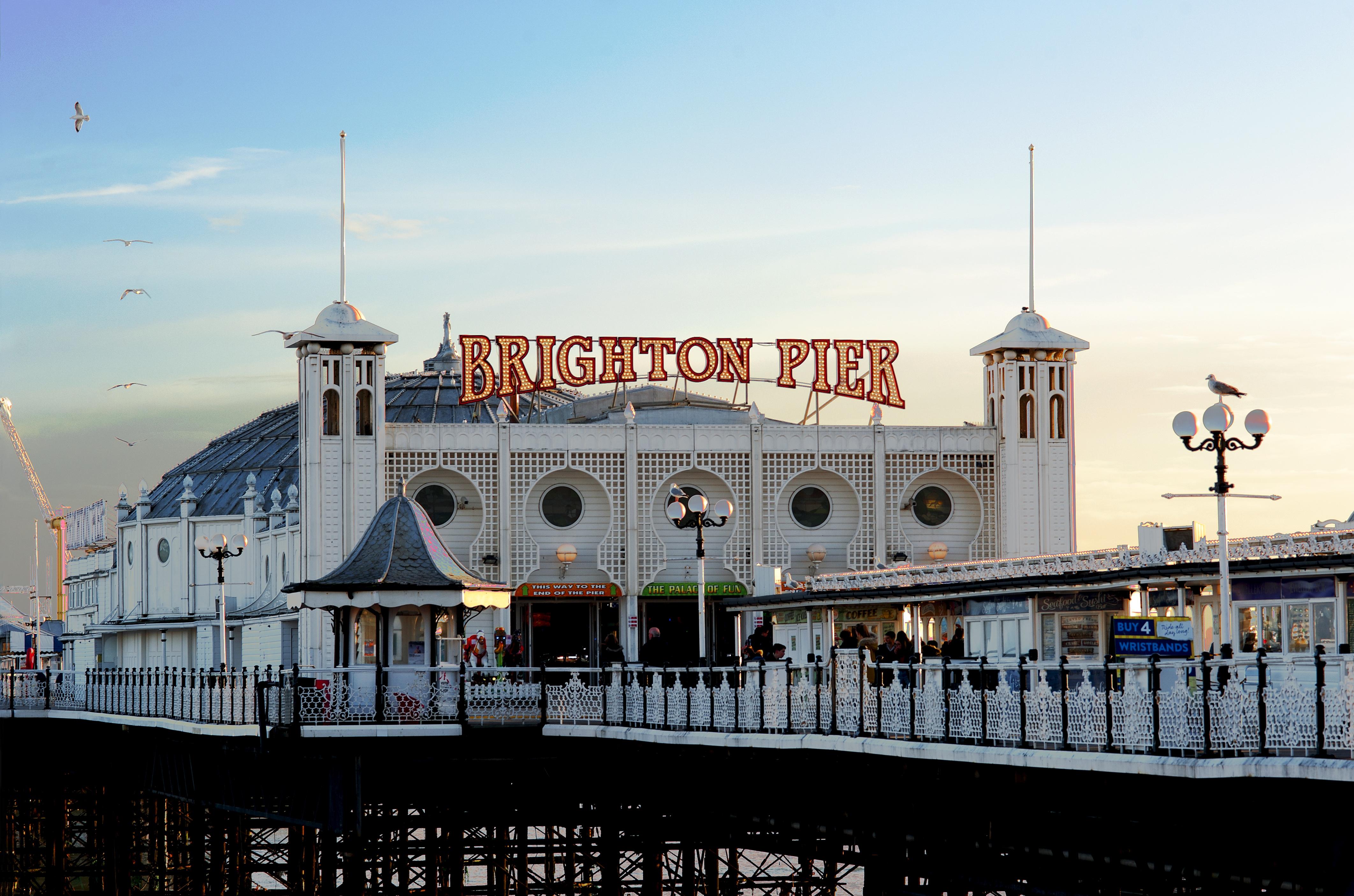 HD Palace Pier