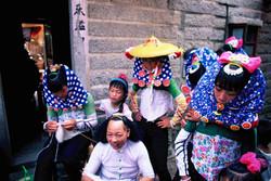 Hui'an Headdresses